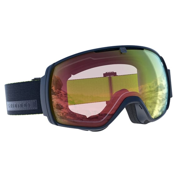 Salomon XT One Photo Dress Blue 18/19 Skibrille