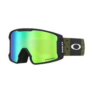 Oakley Line Miner Blockography Dark Brush m/Prizm Jade