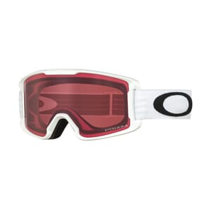 Oakley Line Miner Youth Juniorbrille Matte White m/Rose