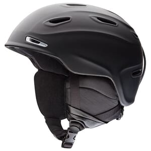 Smith Aspect Matte Black 19/20 Skihjelm