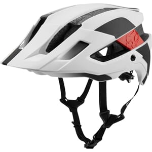 Fox Flux Mips Helmet Conduit White/Black