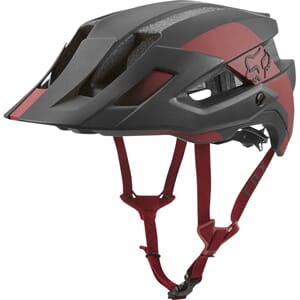 Fox Flux Mips Helmet Conduit Cardinal