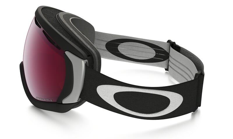 Oakley Canopy Matte Black M Prizm Rose Troms 248 Ski