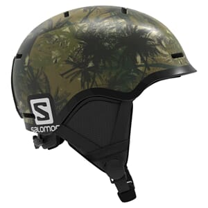 Salomon Grom Camo 18/19 Juniorhjelm