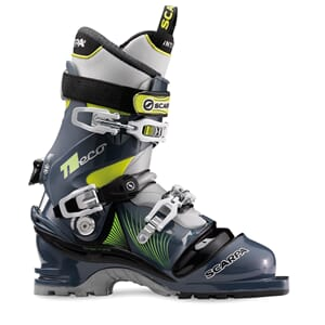 Scarpa T2 Eco Telemarksko 14/15 Graphite/Yellow