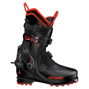 Atomic Backland Carbon Topptursko 20/21 Black/Red
