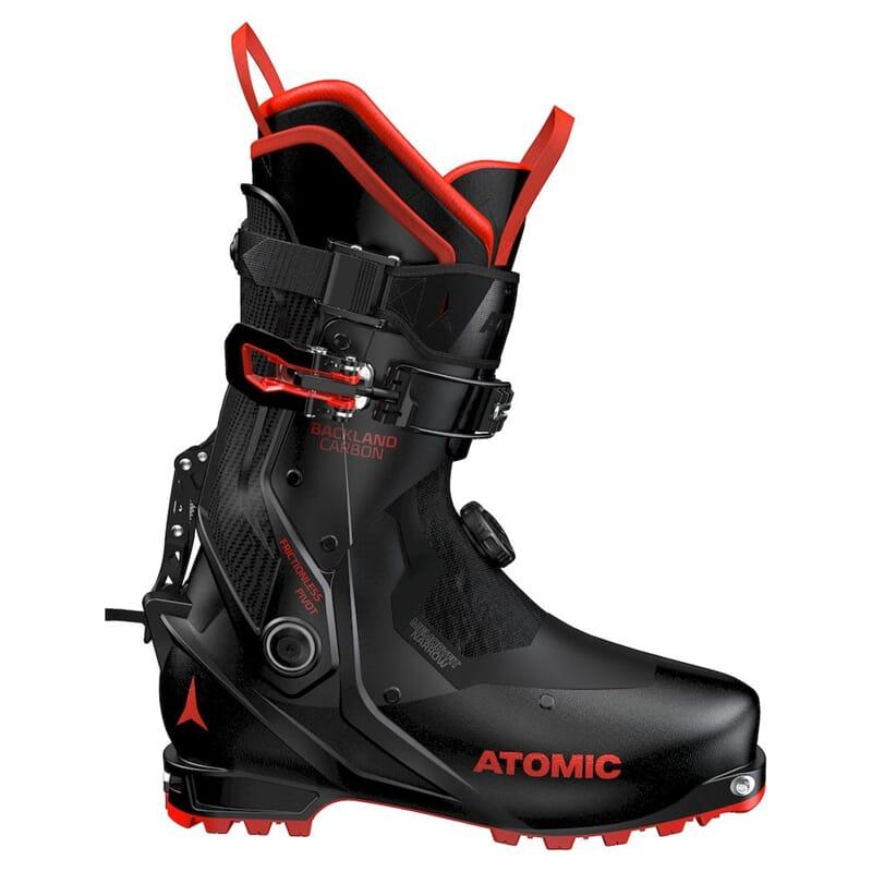 Atomic Backland Topptursko 2021 BlackRed Tromsø Ski