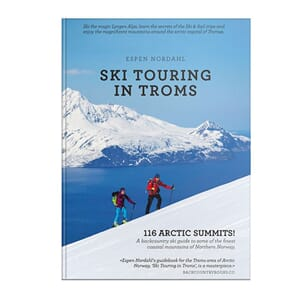 Ski Touring in Troms with 116 Arctic Summits, Espen Nordahl