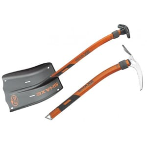 Bca Shaxe Tech Shovel Orange