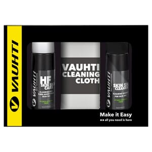 Vauhti Quick Kit Clean & Care + Polishing Cloth