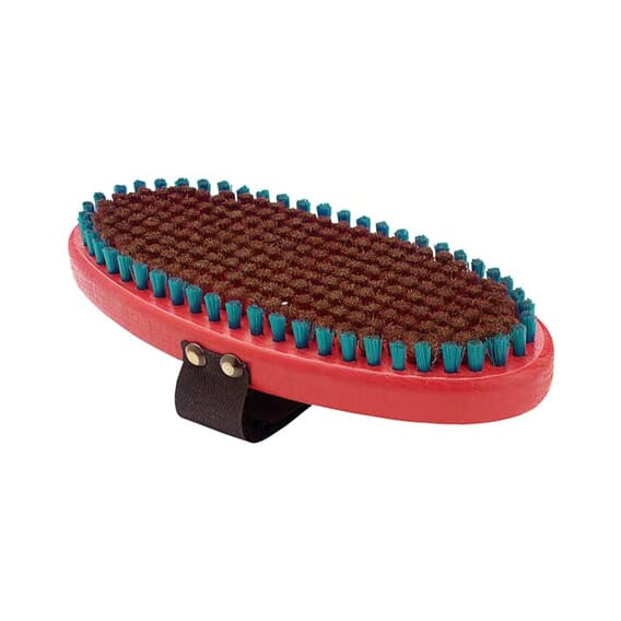 Swix Brush Oval Medium Bronze [T162O]