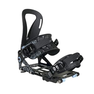 Spark R&D Women's Arc Black/Ice 20/21 Splitboardbinding