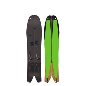 K2 Split Bean Package 18/19 Splitboard
