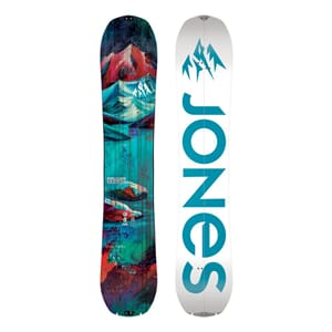 Jones Dream Catcher Split 19/20 Dame Splitboard