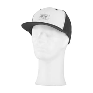 Sweet Protection Label Snapback Cap OS White/Black