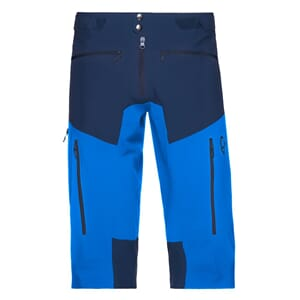 Norrøna Fjørå Flex1 Shorts Herre Indigo Night/Hot Sapphire