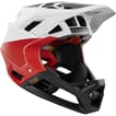 Fox Proframe Helmet Pistol White-Black-Red_2