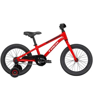 Trek Superfly 16 2017 4-6 år Viper Red Barnesykkel Gutt