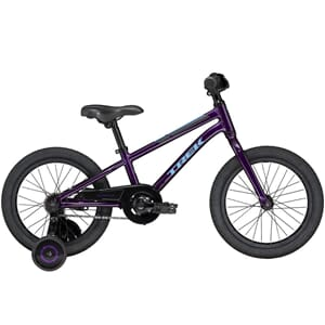 Trek Superfly 16 2017 4-6 år Purple Lotus Barnesykkel Gutt