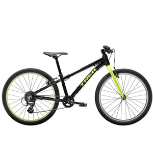 Trek Wahoo 24 9-12 År Trek Black/Volt