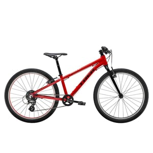 Trek Wahoo 24 2019 9-12 År Viper Red/Trek Black