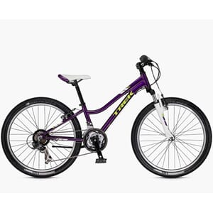 Trek Precaliber 24 9-12 år Purple Lotus