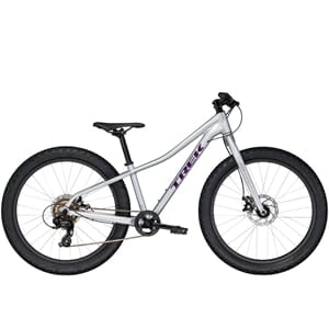 Trek Roscoe 24 9-12 År Silver/Purple
