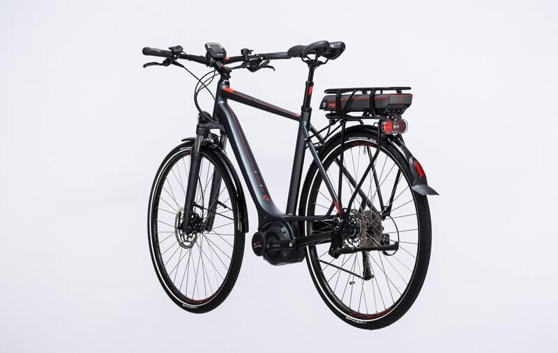 cube touring hybrid pro 500 2017 elsykkel troms ski. Black Bedroom Furniture Sets. Home Design Ideas