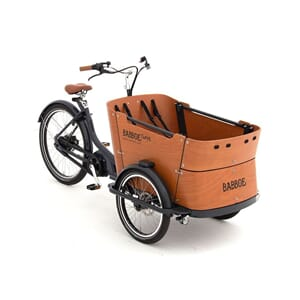 Babboe Curve Mountain 500Wh Transportsykkel