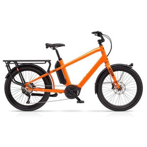 Benno Boost E 10D CX 500w Elsykkel Neon Orange