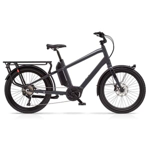 Benno Boost E 10D CX 500w Elsykkel Anthracite Grey