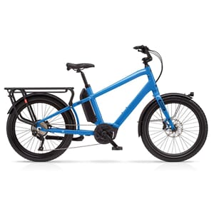 Benno Boost E 10D CX 500w Elsykkel Machine Blue