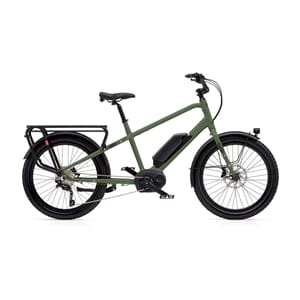 Benno Boost E 500 Matte Army Green
