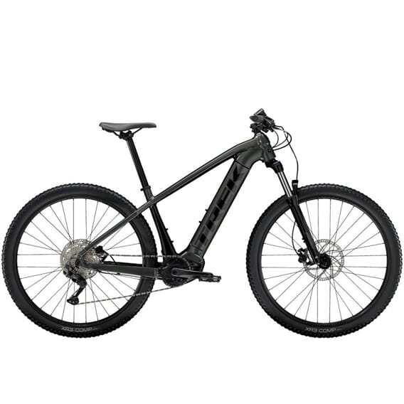 Trek Powerfly 4 Elsykkel 2021 Lithium Grey/Trek Black