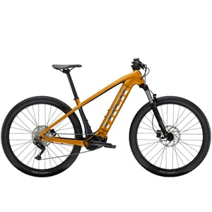 Trek Powerfly 4 625 Elsykkel 2021 Orange/Lithium Grey