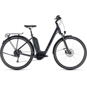 Cube Touring Hybrid One 500 EE 2018 Elsykkel Iridium'N'Black