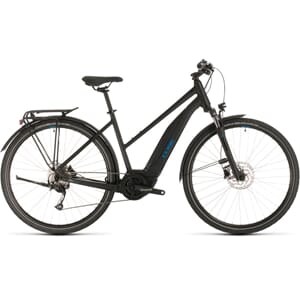 Cube Touring Hybrid One 500 2020 Elsykkel Black´N´Blue