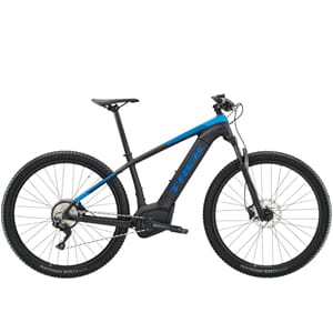Trek Powerfly 5 2019 Elsykkel Matte Trek Black