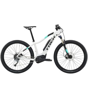 Trek Powerfly 4 W 2019 Elsykkel Crystal White