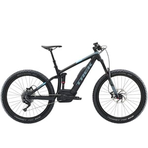 Trek Powerfly LT 4 2019 Fulldempet Elsykkel Matte Trek Black