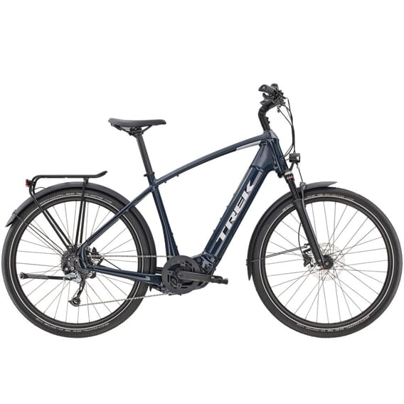Trek Allant+ 7 2020 Elsykkel Nautical Navy