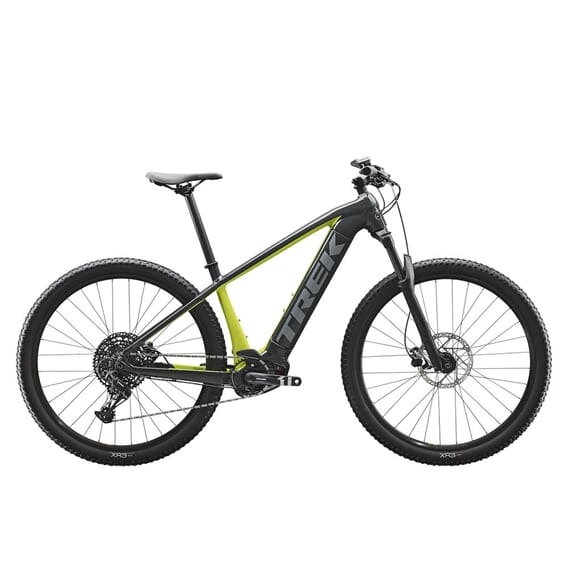 Trek Powerfly 5 2020 Elsykkel Solid Charcoal/Volt