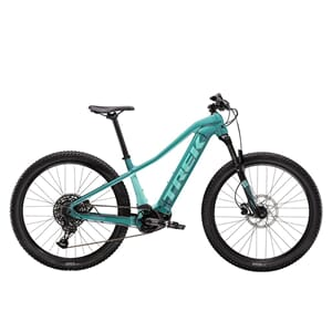 Trek Powerfly 5 Dame 2020 Elsykkel Teal/Miami Green