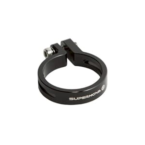 Supernova Seat Post Clamp 31.6mm for Baklykt
