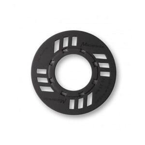 Miranda E-Chainguard Nut for Bosch motor, black