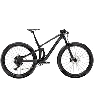 Trek Top Fuel 9.8 GX 2020 Rittfulldemper Carbon/Gloss Black