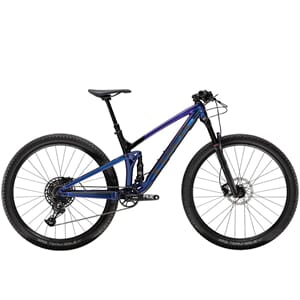 Trek Top Fuel 8 NX 2020 Rittfulldemper Purple/Dnister Black