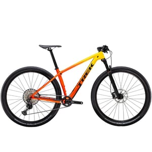 Trek Procaliber 9.6 2020 Rittsykkel Yellow-Orange Fade