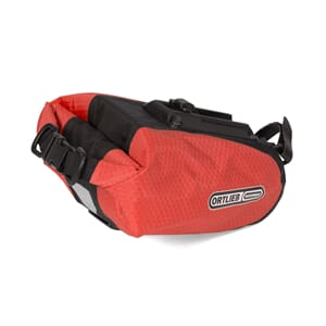 Ortlieb Saddle-Bag [M - 1.3 L] signal red-black