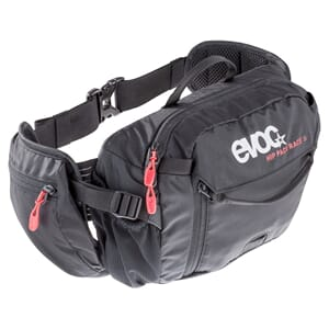 Evoc Hip Pack Race 3 L + 1.5 L Black